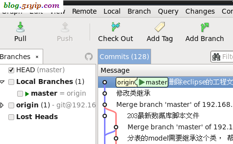 linux git 客户端 smartgit