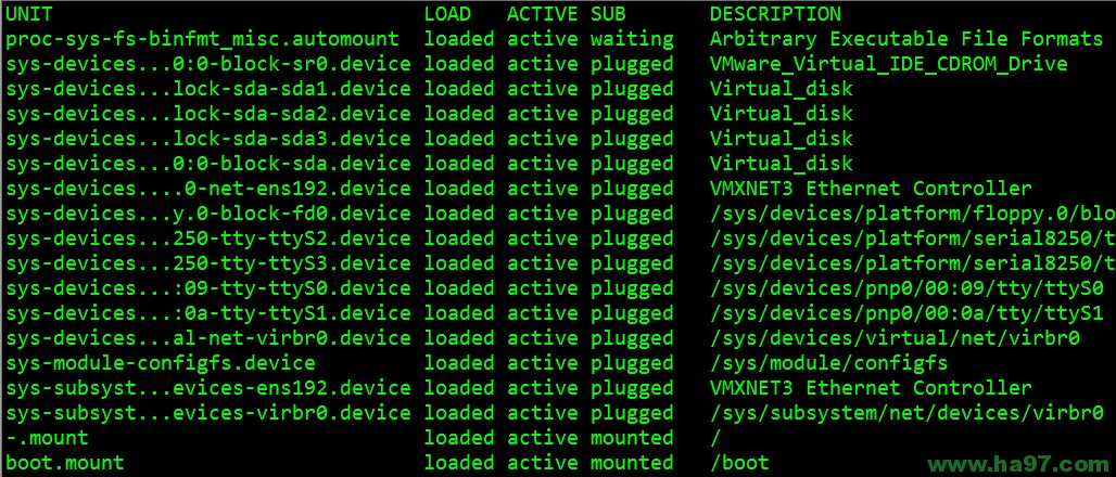 RHEL/CentOS 7.x的几点新改变