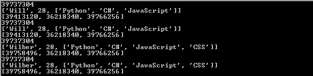 图解 Python 深拷贝和浅拷贝